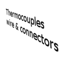 Thermocouple wire and connectors